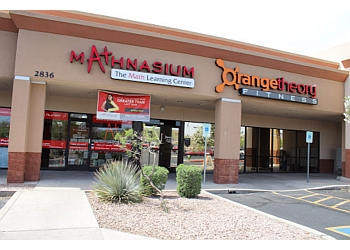 Mesa tutoring center Mathnasium, LLC.