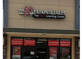 Murfreesboro tutoring center Mathnasium LLC