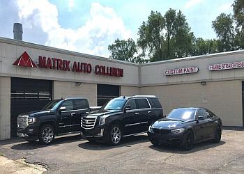 Detroit auto body shop Matrix Auto Collision