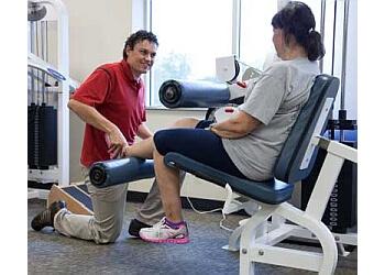 Waco physical therapist Matt Shane, PT, DPT