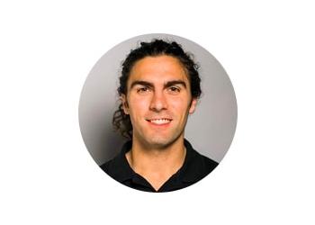 Buffalo physical therapist Matt Veronica, PT, DPT, CSCS