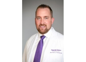 Minneapolis pain management doctor Matthew G. Thorson, MD
