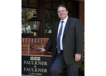 Bakersfield medical malpractice lawyer Matthew J. Faulkner - FAULKNER LAW