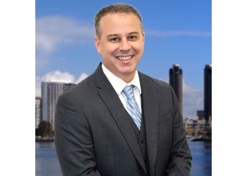 San Diego divorce lawyer Matthew J. Mesnik, Esq.