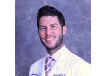Fort Lauderdale primary care physician Matthew Moretti, DO - BROWARD HEALTH MEDICAL CENTER
