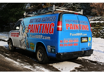 Philadelphia painter Matthew Rathgeb Painting Services Inc.