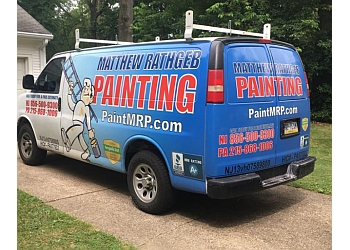 Philadelphia painter Matthew Rathgeb Painting Services