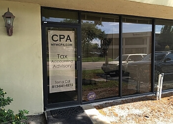 Tampa accounting firm Matthew T. Miller, CPA