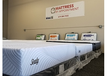 San Diego mattress store Mattress By Appointment