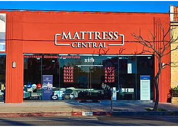 Los Angeles mattress store Mattress Central
