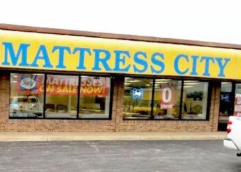 Olathe mattress store Mattress City