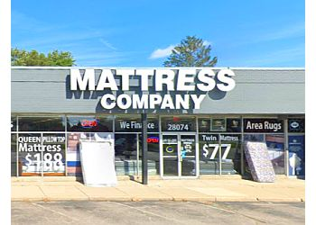 Detroit mattress store Mattress Company
