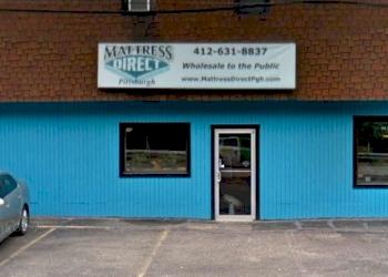 Pittsburgh mattress store Mattress Direct