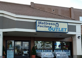 Vancouver mattress store Mattress Factory Outlet