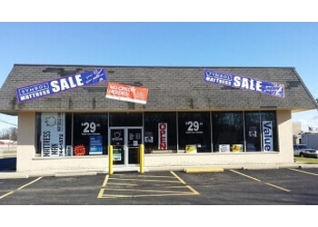 Fort Wayne mattress store Mattress Man