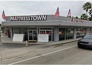 Fort Lauderdale mattress store Mattress Town