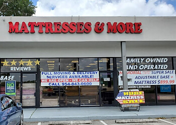 Pembroke Pines mattress store Mattresses and More