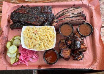 Portland food truck Matt's BBQ