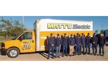 Downey electrician Matts Electric Co.