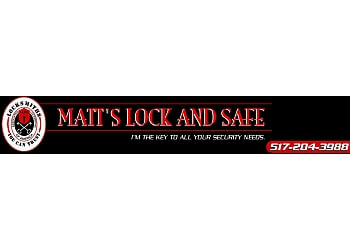 Lansing locksmith Matt's Lock & Safe LLC.