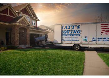 St Paul moving company Matt's Moving Company