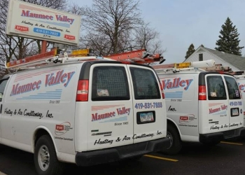 Toledo hvac service Maumee Valley Heating & Air Conditioning, Inc.
