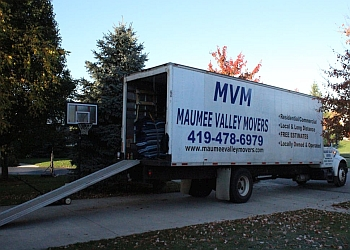 Toledo moving company Maumee Valley Movers