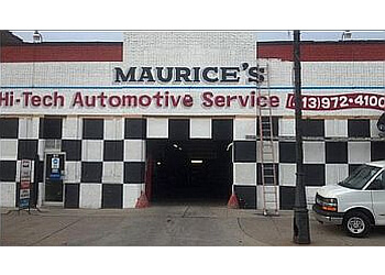 Detroit car repair shop Maurice's Hi-Tech Automotive Services