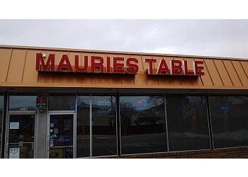 Joliet pizza place Maurie's Table-Pizzas and Sandwiches