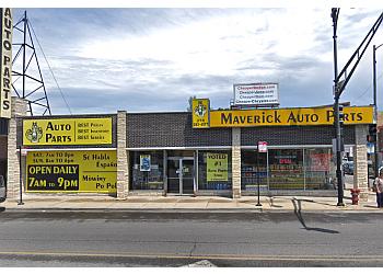 Chicago auto parts store Maverick Auto Parts