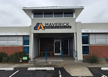 Albuquerque web designer Maverick Web Marketing