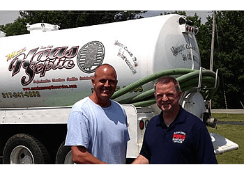Indianapolis septic tank service Max Haas Septic