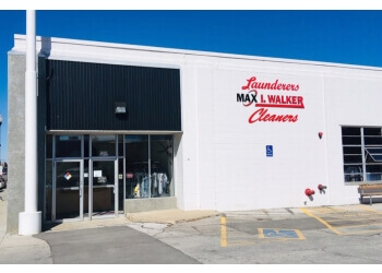 Omaha dry cleaner Max I. Walker