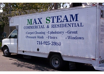 Santa Ana carpet cleaner Max Steam
