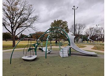Lubbock public park Maxey Park