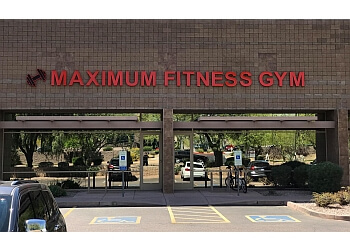 Scottsdale gym Maximum Fitness Gym