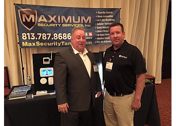 Tampa security system Maximum Security Services, Inc.