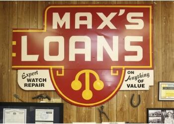 Shreveport pawn shop Max's Pawn Shop