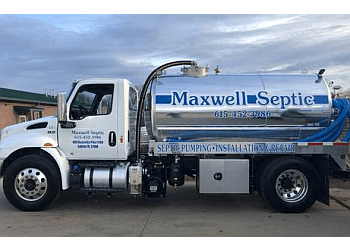 Nashville septic tank service Maxwell Septic Pumping