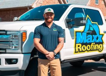Broken Arrow roofing contractor Maxx Roofing LLC
