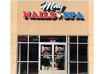 Boise City nail salon May Nails & Spa