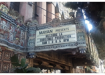 Los Angeles night club Mayan