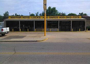 Oklahoma City locksmith Mayfair Key & Lock Shop
