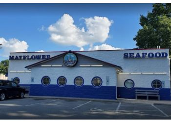 Winston Salem seafood restaurant Mayflower Seafood Restaurant