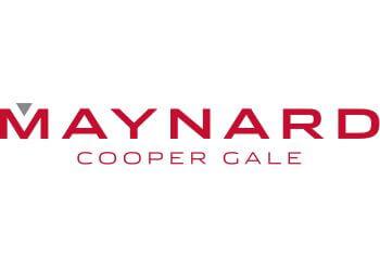 Montgomery patent attorney Maynard Cooper & Gale
