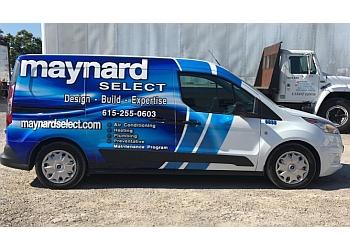 Nashville hvac service Maynard Select, LLC