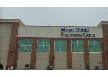 Rochester urgent care clinic Mayo Clinic Express Care