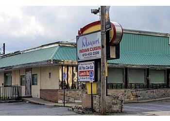 Allentown indian restaurant Mayuri Indian Cuisine