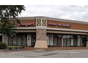 Memphis indian restaurant Mayuri Indian Cuisine