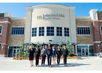 Oklahoma City employment lawyer Mazaheri Law Firm